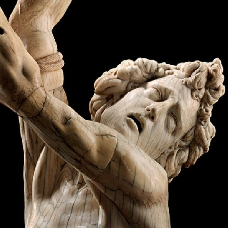 Agony, Ecstasy, Ivory - The Saint Sebastian of Agenesius, A Rediscovered Masterpiece